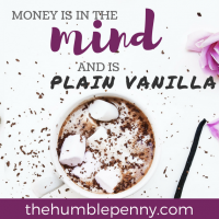 Money is in the mind and is plain vanilla