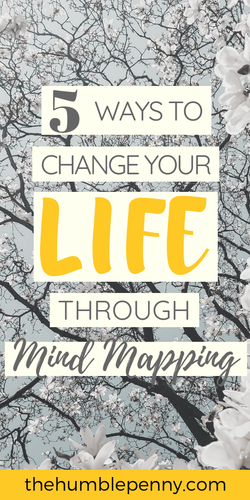 5 Ways To Change Your Life Through Mind Mapping