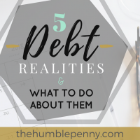 5 Debt Realities and What To Do About Them