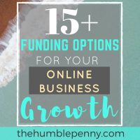 15+ Funding Ideas For Your Online Business Growth