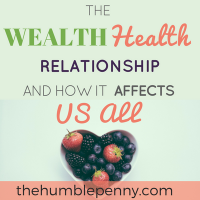 The Wealth Health Relationship and How It Affects Us All