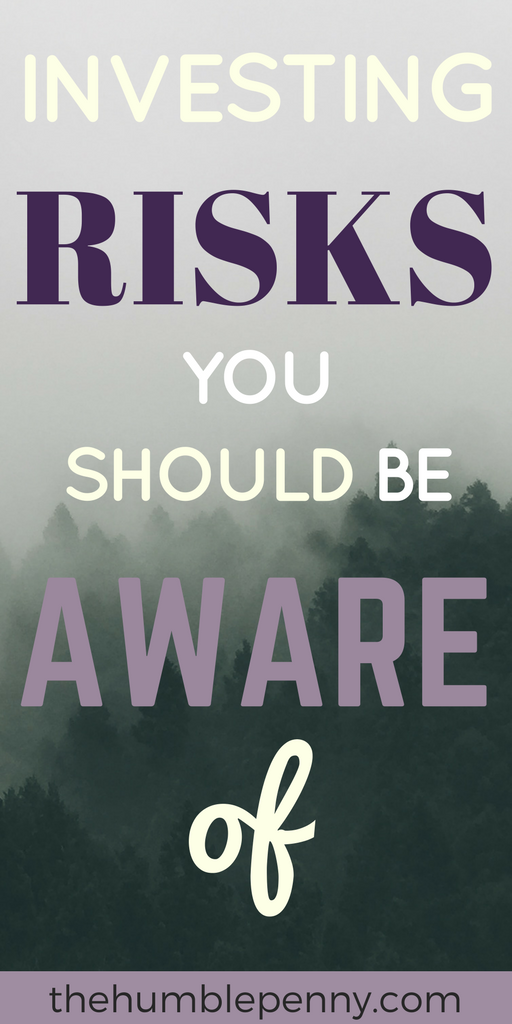 Want to remove Fear & Lack of Confidence in Investing? Whether you're new to investing or already making your money work, this list is written in simple terms to help you fully understand the variety of investing risks you can face. Get ready to stop underestimating risk in the face of uncertainty.#risks #uncertainty #investing #investments #startinvesting #financialindependence #financialfreedom #FIRE