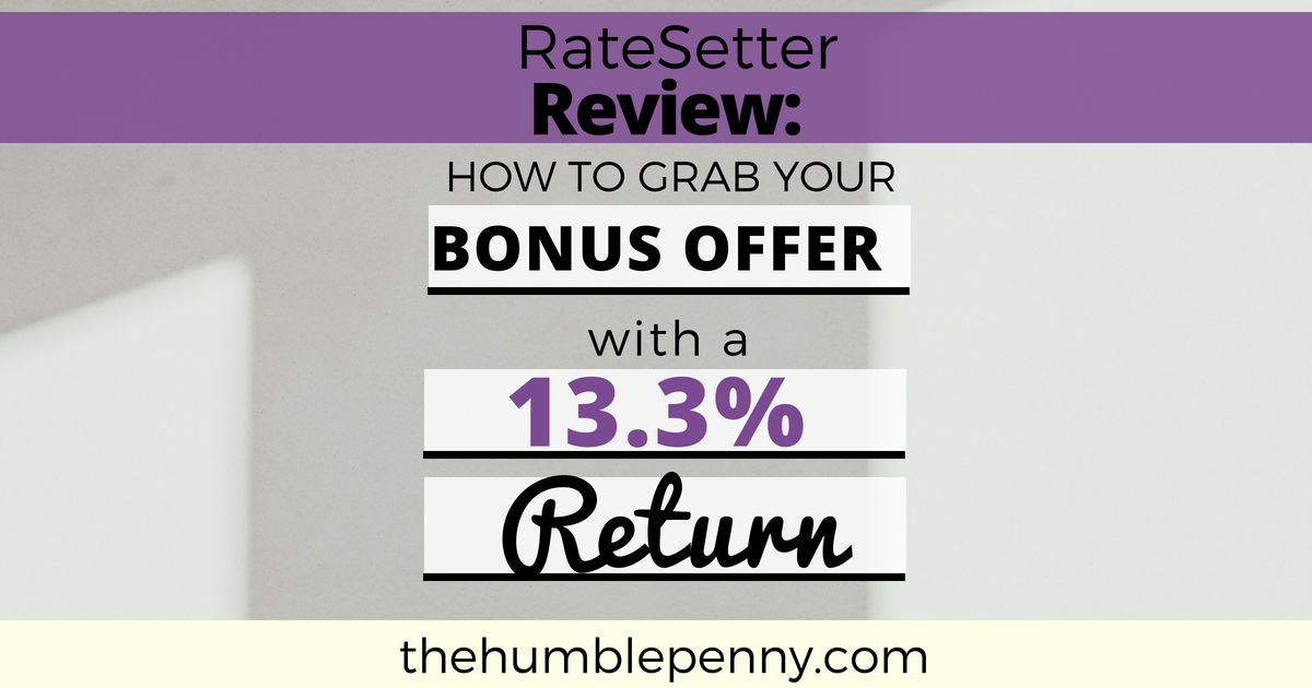 RateSetter Review & Bonus Cash: Should You Invest?