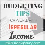 Budgeting Tips For People With Irregular Incomes