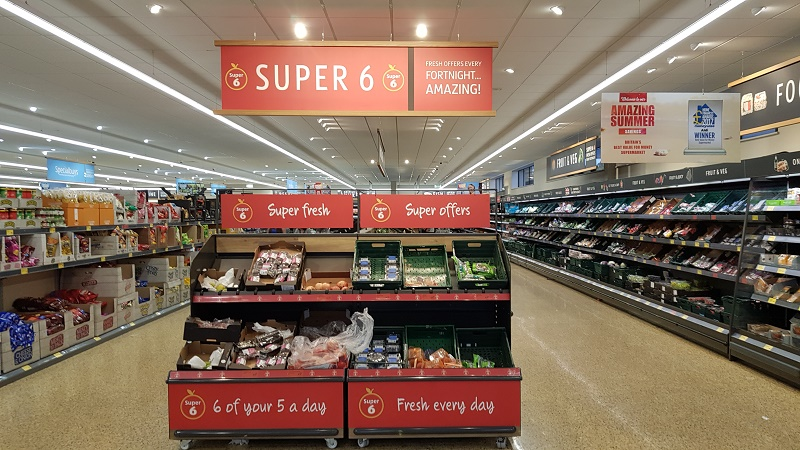 Aldi Super 6 - How We Live Well On A £50 A Week Food Budget As A Family Of 4