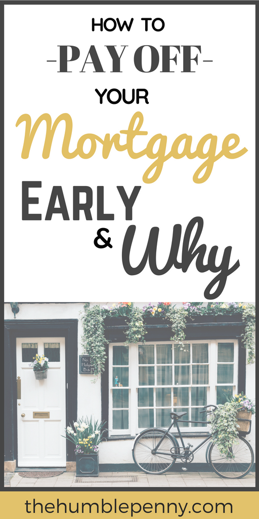 Decided to Payoff your Mortgage Early? CONGRATS!! You\'re on an important path to true Freedom and Financial Independence. Read on for Tips on the 11 things we did consistently to payoff our mortgage early and WHY you should too!#MortgageFree #PayoffMortgage #Mortgage #DebtFree #Money #FinancialIndependence