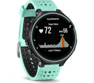 Gift ideas for friends - Garmin Forerunner 235