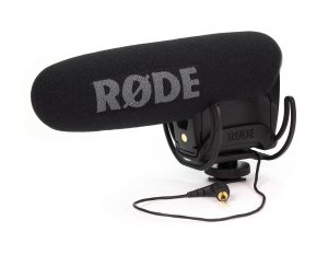Gift ideas for friends - Rode Video Micpro - The Humble Penny
