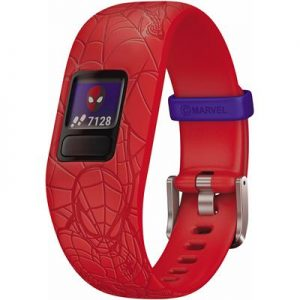 Gift ideas for friends - Vivofit Jr Spider-man tracker - The Humble Penny