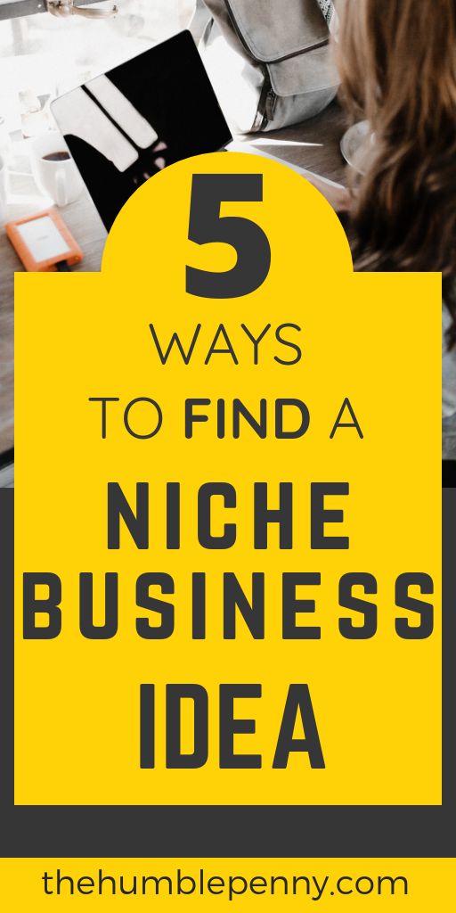 5 Ways To Find A Niche Business Idea (business ideas)