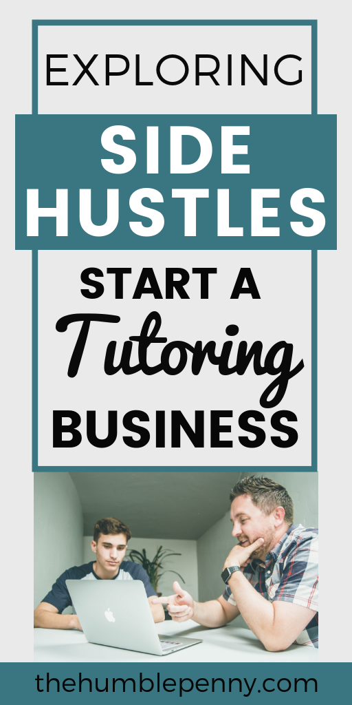 Starting a Tutoring Business is a great way to Make Over £1K/Month in Extra Money. It\'s Sustainable & Offers real value. This real life case study will show you EXACTLY how to start one today!#Tutoring #Business #Makeextramoney #Makemoney #Sidehustle