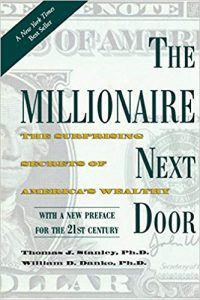 Gift Ideas For Friends - The Millionaire Next Door - The Humble Penny