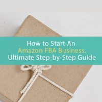 how to start an Amazon FBA business UK