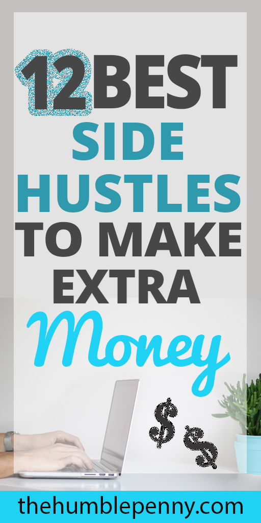 12 best side hustle ideas to make extra money