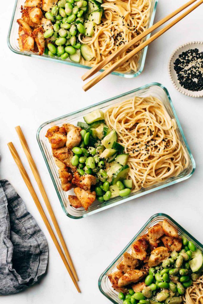 Healthy Meal Prep Ideas Easy Recipe 30 minutes