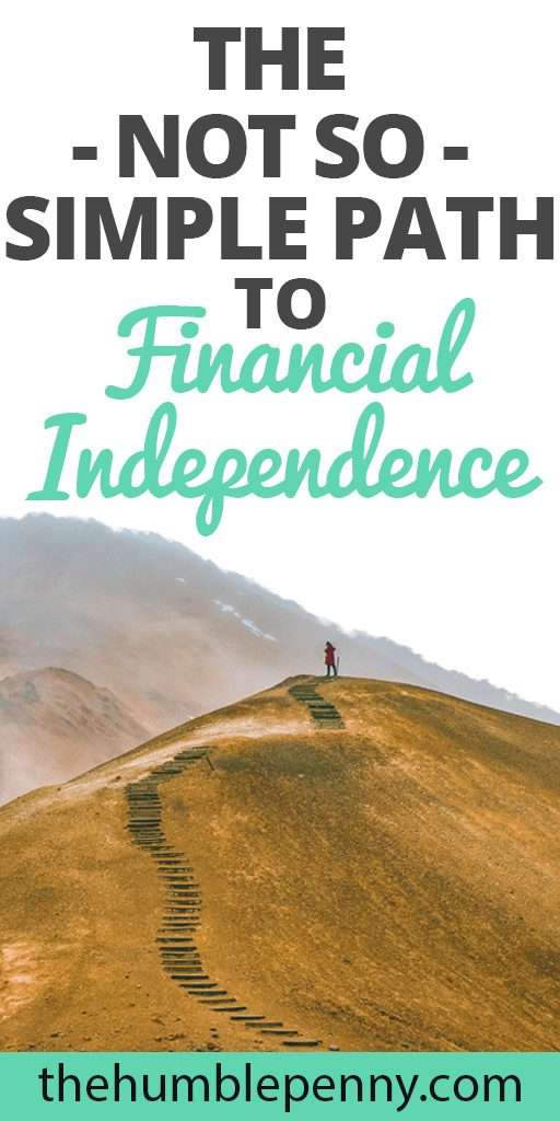 The not so simple path to financial independence Africa