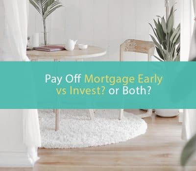 how to pay off mortgage early UK or invest