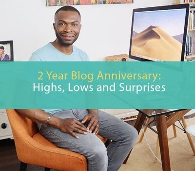 2 year blog anniversary