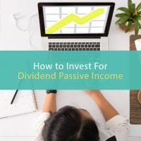 how to invest in stocks for dividend income