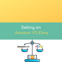 side hustle ideas UK: amazon vs ebay