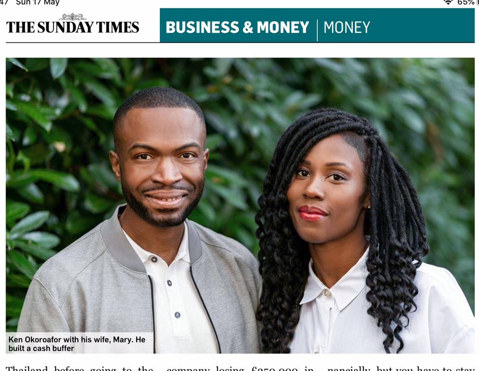 The Humble Penny x The Sunday Times