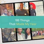 100 Things That Made My Year (2020)